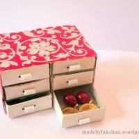 Teeny-Weeny Matchbox Dresser