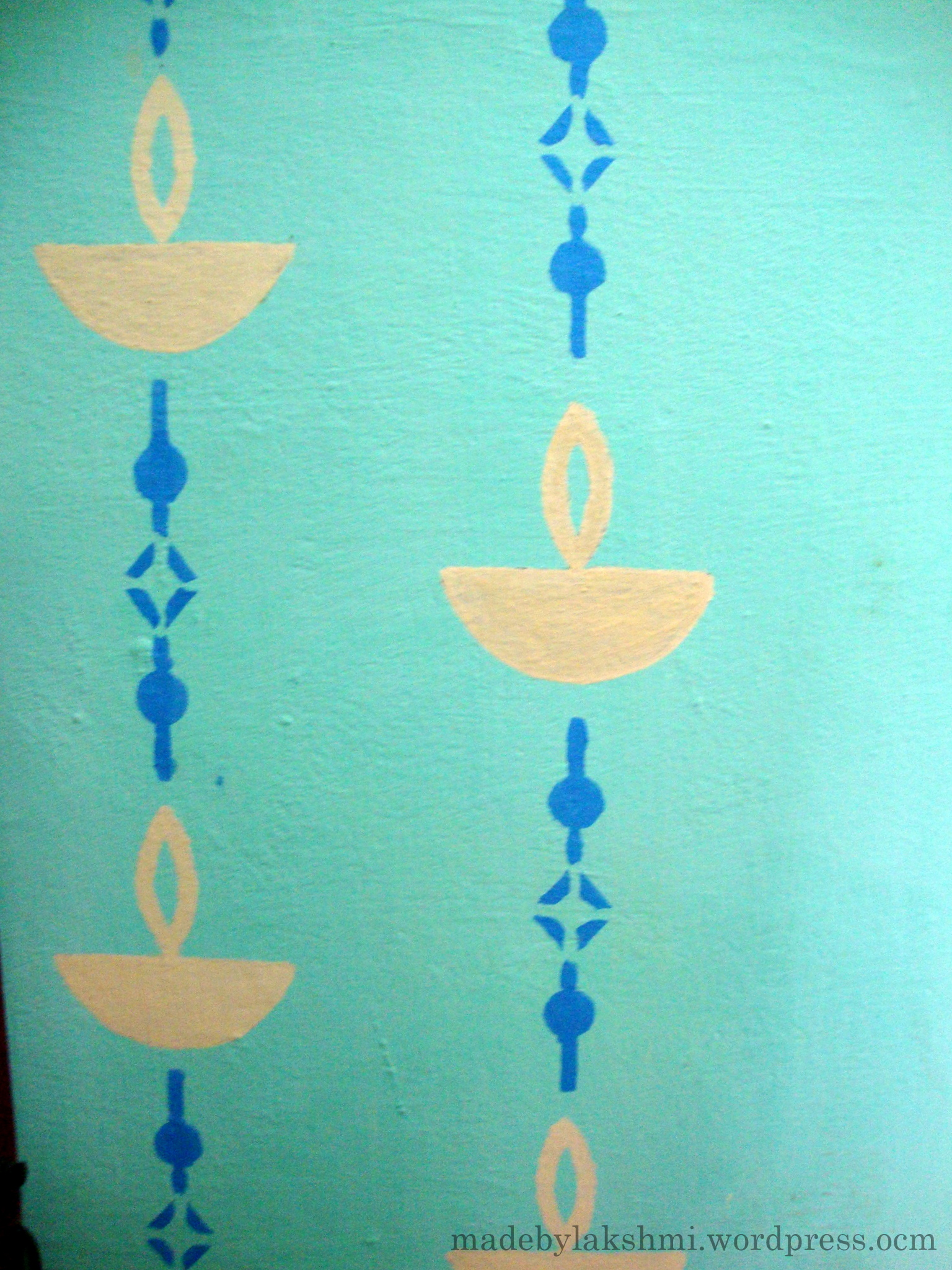 Wall Painting For Pooja Room