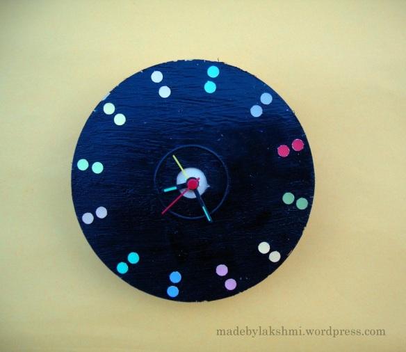 Fix clock