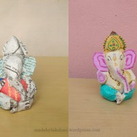Eco Friendly Vinayagar