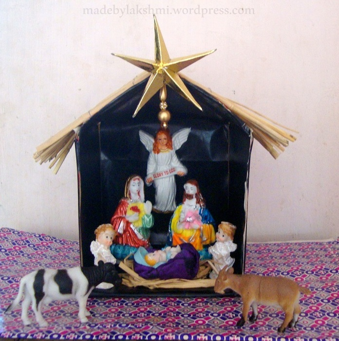 Uncategorized mde by lakshmi page 2 i will show you how i made it nativity scene solutioingenieria Image collections