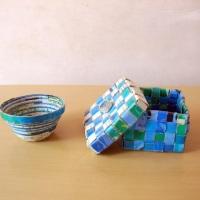 DIY Junk Mail craft