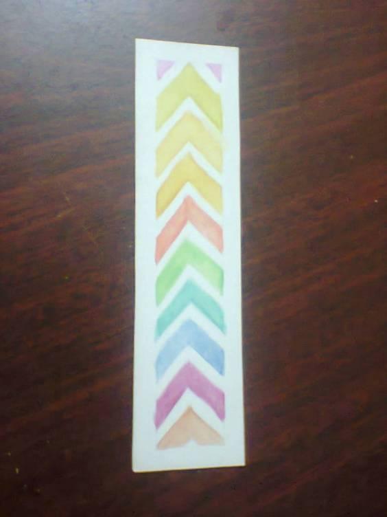 chevron bookmark