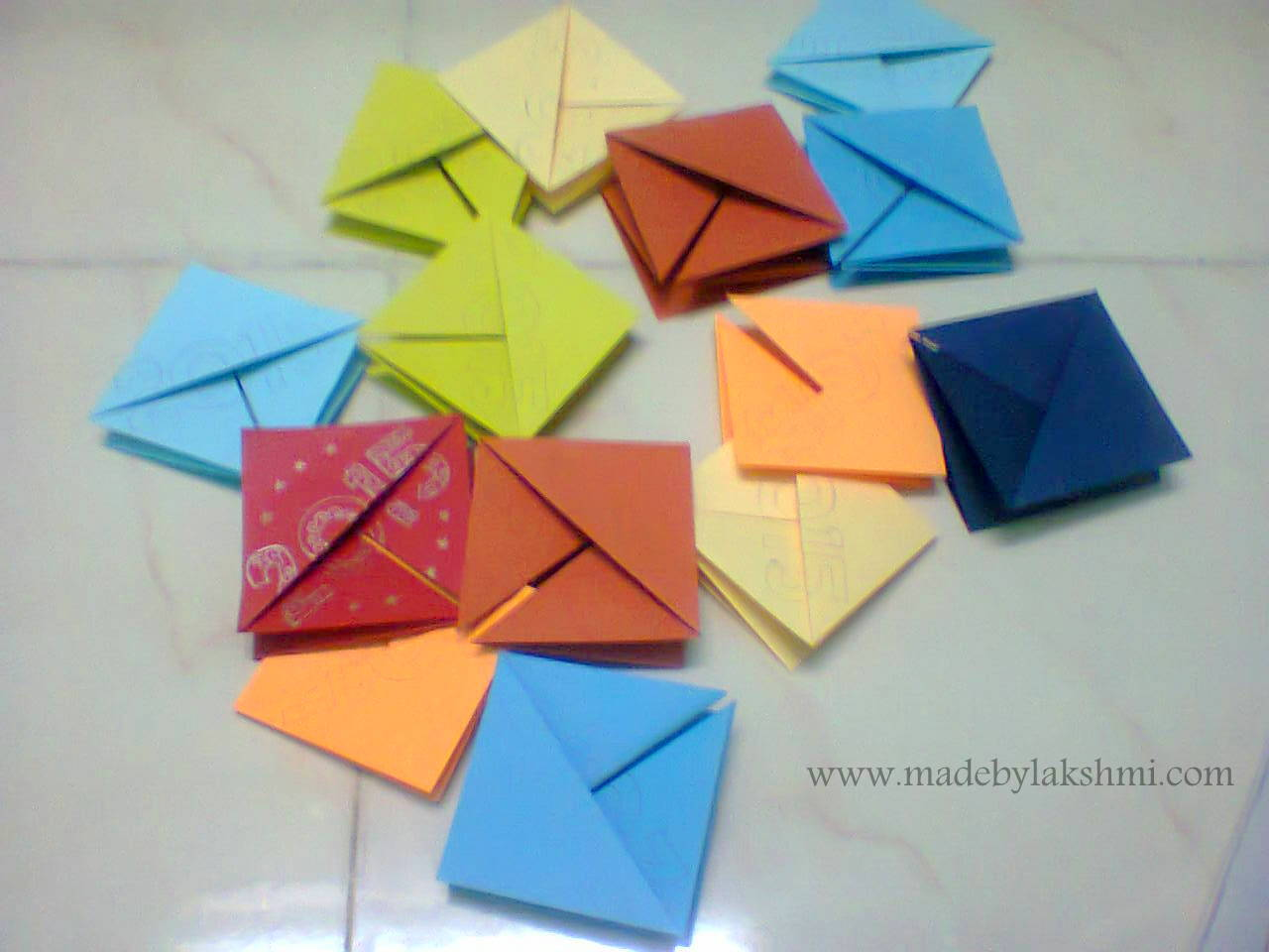 How to make handmade greeting card new year 2015 mde by lakshmi video bunch of cards m4hsunfo