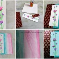 Handmade Greeting Card - Happy Retirement